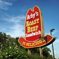 Photo taken at Arby's by Chris on 8/22/2015