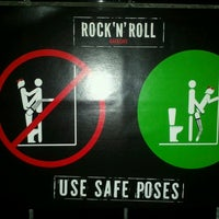 Снимок сделан в Rock'n'Roll Bar пользователем Vlad N. 2/19/2013