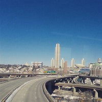 Photo taken at I-787 Albany by Andy A. on 2/27/2015