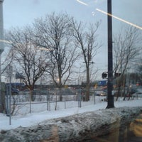 Photo taken at I-787 Albany by Andy A. on 2/18/2015