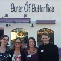 Photo taken at Burst of Butterflies Create & Paint Studio by Burst of Butterflies Create & Paint Studio on 5/1/2015