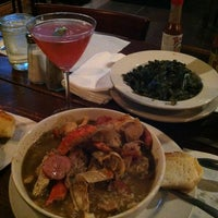 Photo taken at Stevie's Creole Cafe & Bar by Gerald W. on 4/4/2013