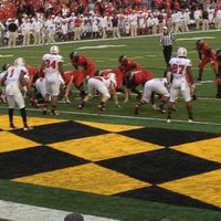Photo taken at Capital One Field at Maryland Stadium by Eugene G. on 10/20/2012
