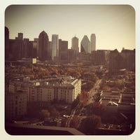 Photo taken at La Tour Condominiums by Matthew E. on 11/26/2012