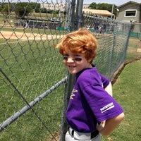 Photo taken at Northwest Little League Field by Ryan G. on 5/11/2013
