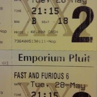 Photo taken at Emporium Pluit XXI by Paulus S. on 5/28/2013