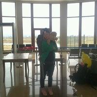 Photo taken at Natakhtari Airfield (UGSA) by Oksana V. on 10/3/2014
