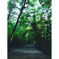 Photo taken at Overton Park by Omar G. on 5/12/2013