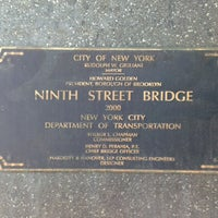 Das Foto wurde bei Ninth Street Bridge von Cub G. am 4/5/2013 aufgenommen