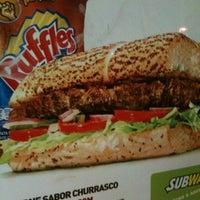 Photo taken at Subway by Mauro G. on 9/30/2012