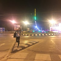 Photo taken at Kalasin City Hall by Napat C. on 3/31/2015