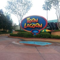 Photo taken at Toon Lagoon by Ray M. on 4/17/2013