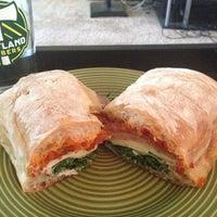 Снимок сделан в Devil's Dill Sandwich Shop пользователем Liz M. 6/20/2013