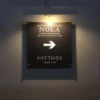 Photo taken at Nola Eatery & Social House by Deniz O. on 12/6/2017