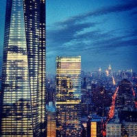 Снимок сделан в W New York - Downtown пользователем Jake D. 3/10/2013