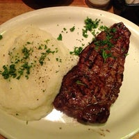 Photo taken at Lala's Argentine Grill by Agiimaa K. on 3/20/2014