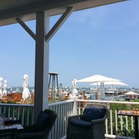 Photo taken at Great Harbor Yacht Club by Chris N. on 7/7/2014