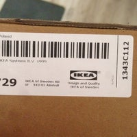 Photo taken at IKEA by Leonid B. on 12/8/2013