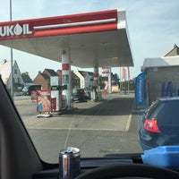 Photo taken at LUKOIL by Todts D. on 8/28/2017