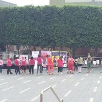 Photo taken at Civic Plaza by Bianca C. on 2/13/2014