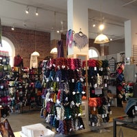 Photo taken at Bee Hive Wool Shop by Kat R. on 10/3/2014