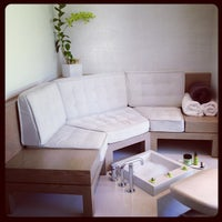 Photo taken at The LATHER Spa at THE MODERN HONOLULU by Toby T. on 10/11/2012