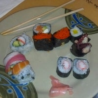 Photo taken at Ginza Japanese Buffet by Loraine G. on 12/25/2012