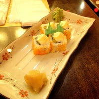 Photo taken at Tempura Japanese Grill by Shary S. on 7/17/2013