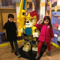 Photo taken at Legoland Discovery Centre by HIROMI S. on 3/16/2013