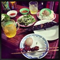 Photo taken at Quán Ăn Lào by Kelvin N. on 3/30/2013