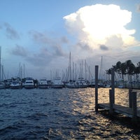 Photo taken at Scotty's Landing by Vicky A. on 7/7/2013
