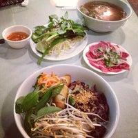 Photo taken at Noodle House by Vicky A. on 3/14/2013