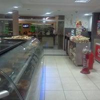 Photo taken at Panificadora e Restaurante Seridó by Taciano S. on 9/15/2012