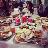 Photo taken at Harris Dining Center by Amanda T. on 1/23/2013