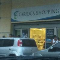 Foto tirada no(a) Carioca Shopping por Wellington S. em 12/16/2012