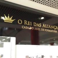 Photo taken at O Rei das Alianças by Jason L. on 11/4/2013