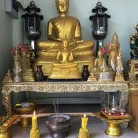 Photo taken at Wat Noi Nai by RuNG on 4/27/2017