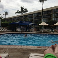 Photo taken at Pool At Maui Sunset by Neil M. on 3/24/2013