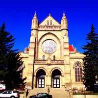 Photo taken at St. Dominic Parish by Tom C. on 4/28/2013