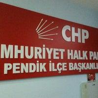 Photo taken at Chp Pendik İlçe Başkanlığı by Zeynep Duygu M. on 12/22/2016