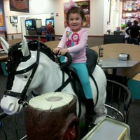 Photo taken at Chuck E. Cheese's by Morgan T. on 11/11/2012