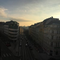 Photo taken at Hotel Galileo Prague by Sergey K. on 12/25/2017