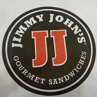 Photo taken at Jimmy John's by Everett L. on 2/24/2014