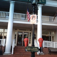 Photo taken at Gettysburg Hotel by Geri C. on 10/5/2013