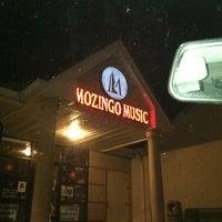 Photo taken at Mozingo Music by Jimmy F. on 10/25/2012
