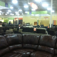 Photo Taken At Weekends Only Furniture Outlet By Jimmy F. On 3/16/ ...