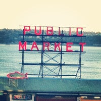 Photo taken at Pike Place Market by Craig C. on 5/5/2013