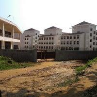 Photo taken at NIT Agartala by Ani -. on 10/15/2012