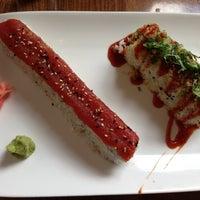 Photo taken at Sushi Taiyo by Janine I. on 9/13/2013