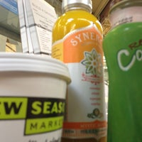 Photo taken at New Seasons Market by Justin D. on 3/7/2013